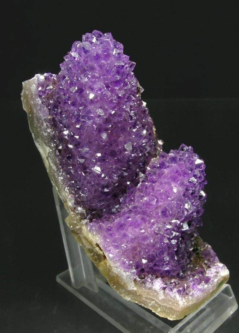 La petite histoire des minéraux #2 : l\'améthyste, la pierre ...